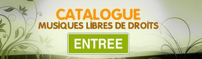 Catalogue de musique libre de droits